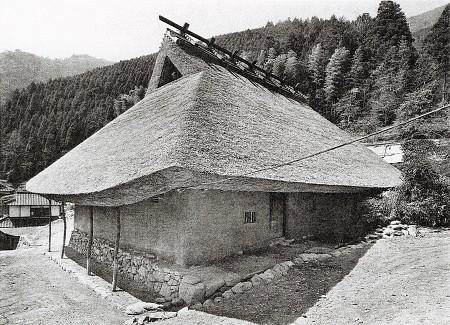 古井家復元後の写真
