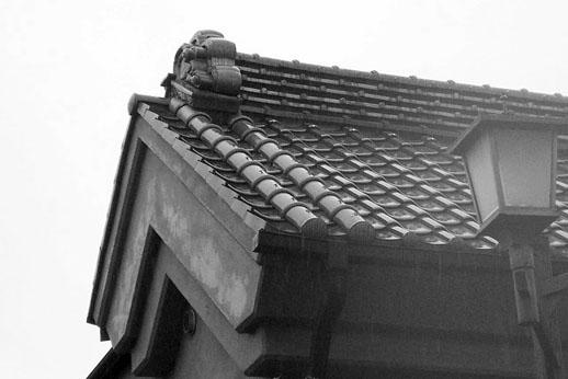 写真3 袖瓦と風切丸